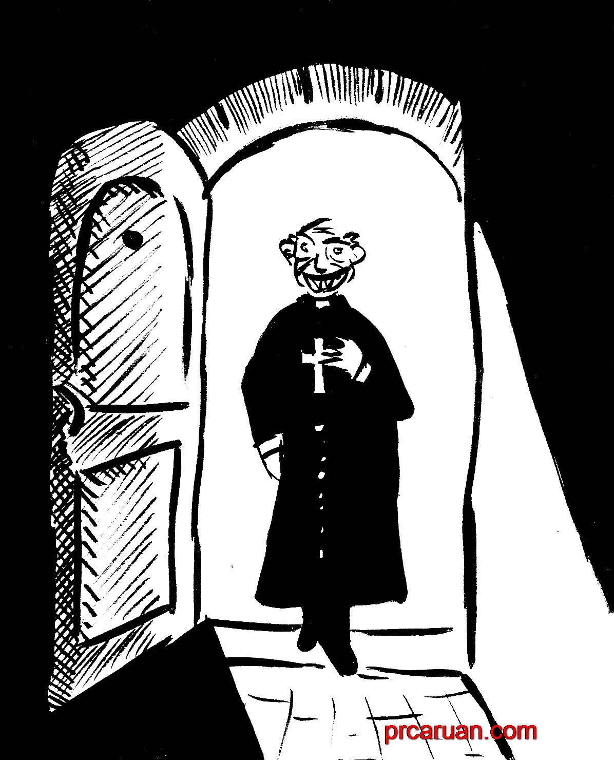 el pecador llama a su puerta