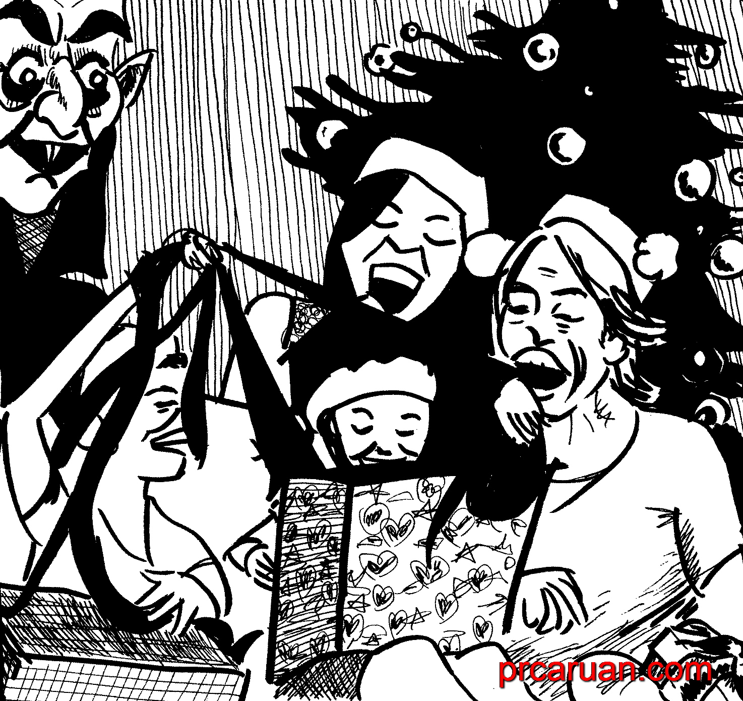 consumismo navideño